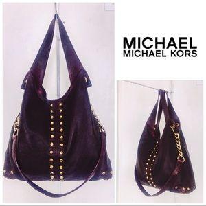 MICHAEL Michael Kors 'Uptown Astor' Large Tote Bag